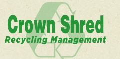 Crown shred and recycling